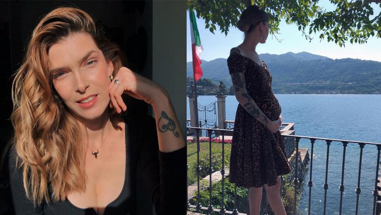 Bivša manekenka Šalinović: 'To što sam proživjela pripremilo me na novu ulogu cool mame'