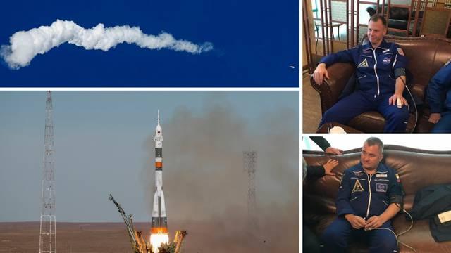 Čudom su izbjegli katastrofu u orbiti! 'Hvala Bogu, oni su živi'