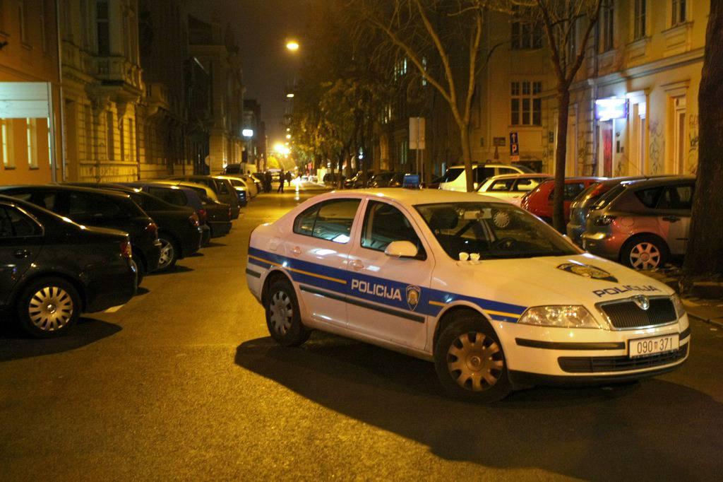 Zagreb: Pucalo se i sjekire su letjele u svađi oko aluminija