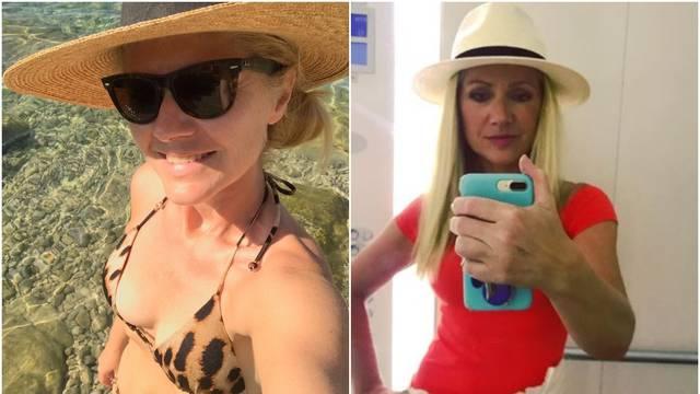 Nikad mršavija Barbara Kolar pohvalila se fotkom u bikiniju