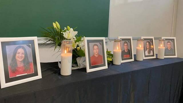 Počast u Mostaru za tragično preminule studente iz Posušja