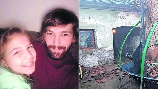 Bori se s rakom, u potresu ostao bez svega, samohrani je otac: 'Ukrali su moj profil da zarade!'