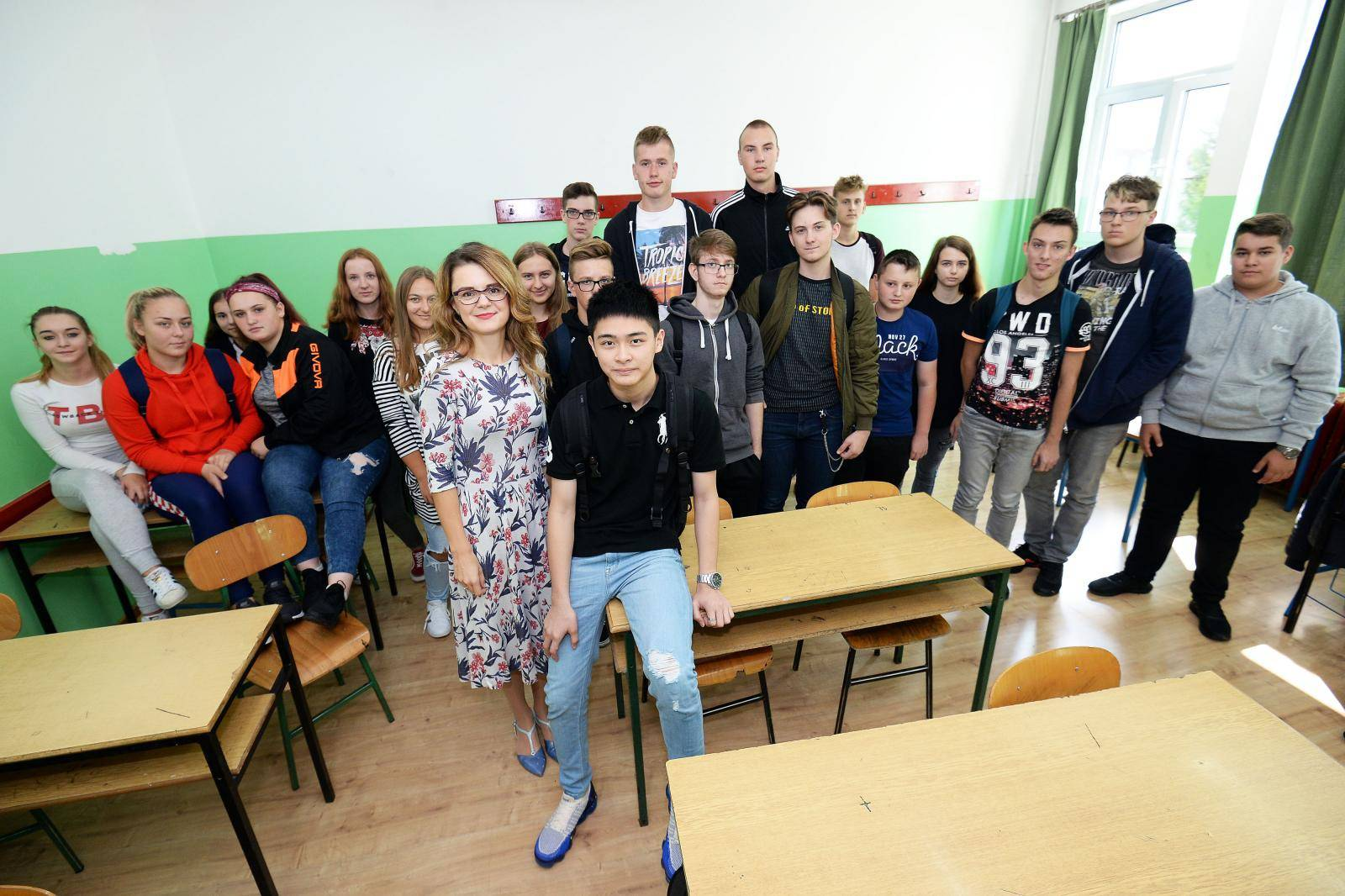 'U Hrvatskoj je super, kod nas je gužva, 50 nas je u razredu'