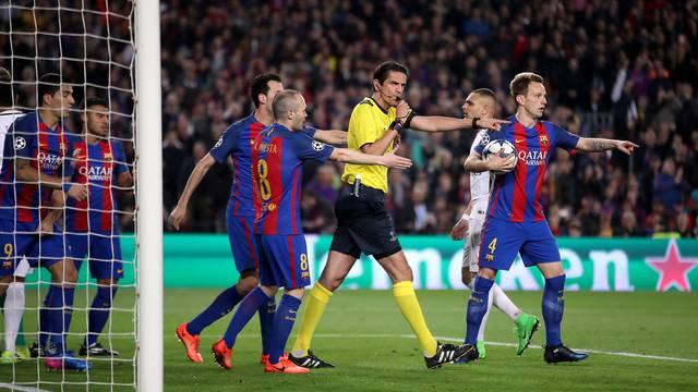 FC Barcelona v Paris Saint-Germain - UEFA Champions League - Round of 16 - Second Leg - Camp Nou