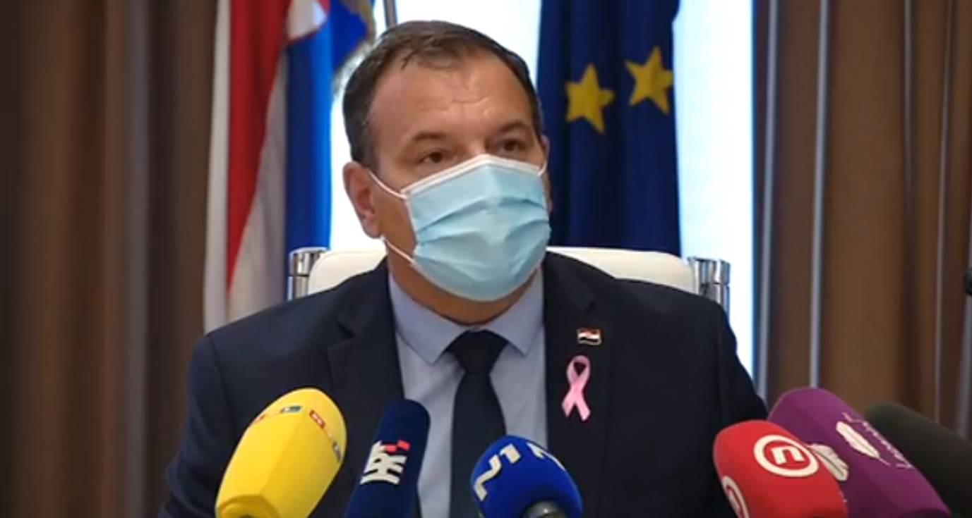 Beroš: Nalazimo se na 5. mjestu u EU po broju smrtnosti od raka