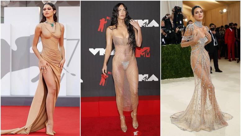 Zendaya, Megan i Kendall došle golišave i ukrale svu pažnju!