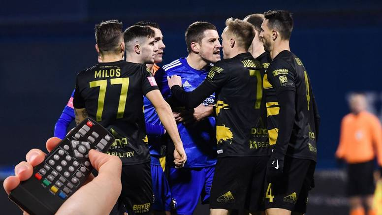 Evo gdje gledati derbi koji bi mogao odlučiti prvaka Hrvatske