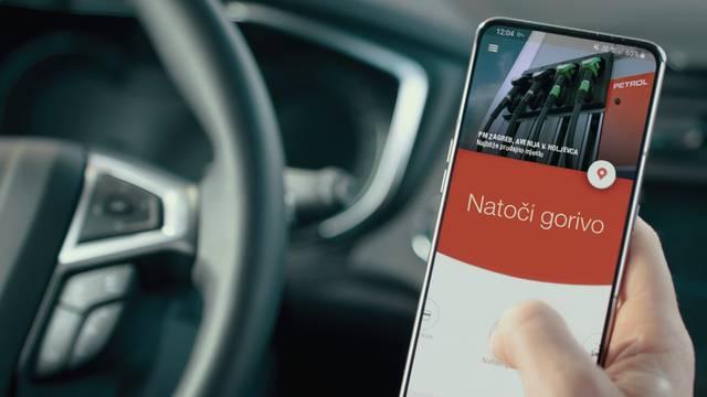 Bezbrižna putovanja uz aplikaciju Na putu: Siguran put do odredišta uz Petrol