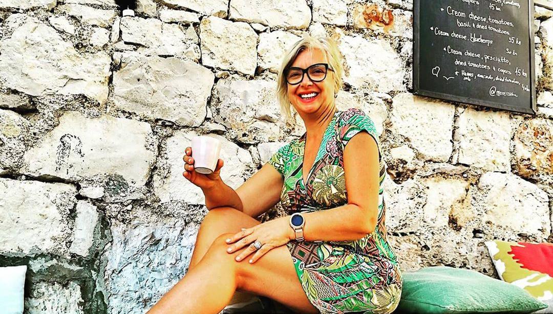 Danijela Dvornik: 'Od kada sam došla na Brač, nisam otišla ni do Splita. Eto, toliko mi fali kopno'