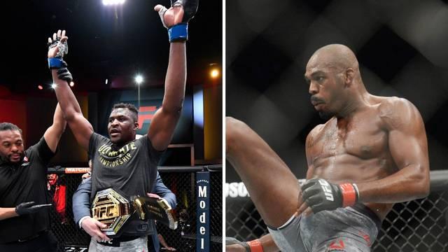 'Supermeč' UFC-ove teškaške divizije: Ngannou vs. Jon Jones!