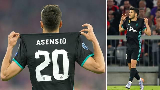 Asensio ne želi biti nasljednik Ronalda: Odbio dres s brojem 7