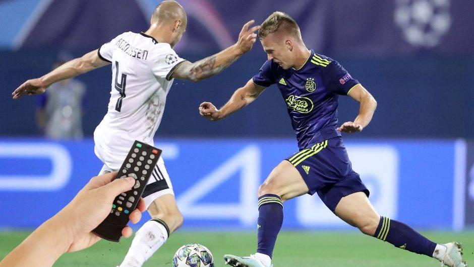 Evo gdje možete gledati veliki meč Rosenborg-Dinamo za LP