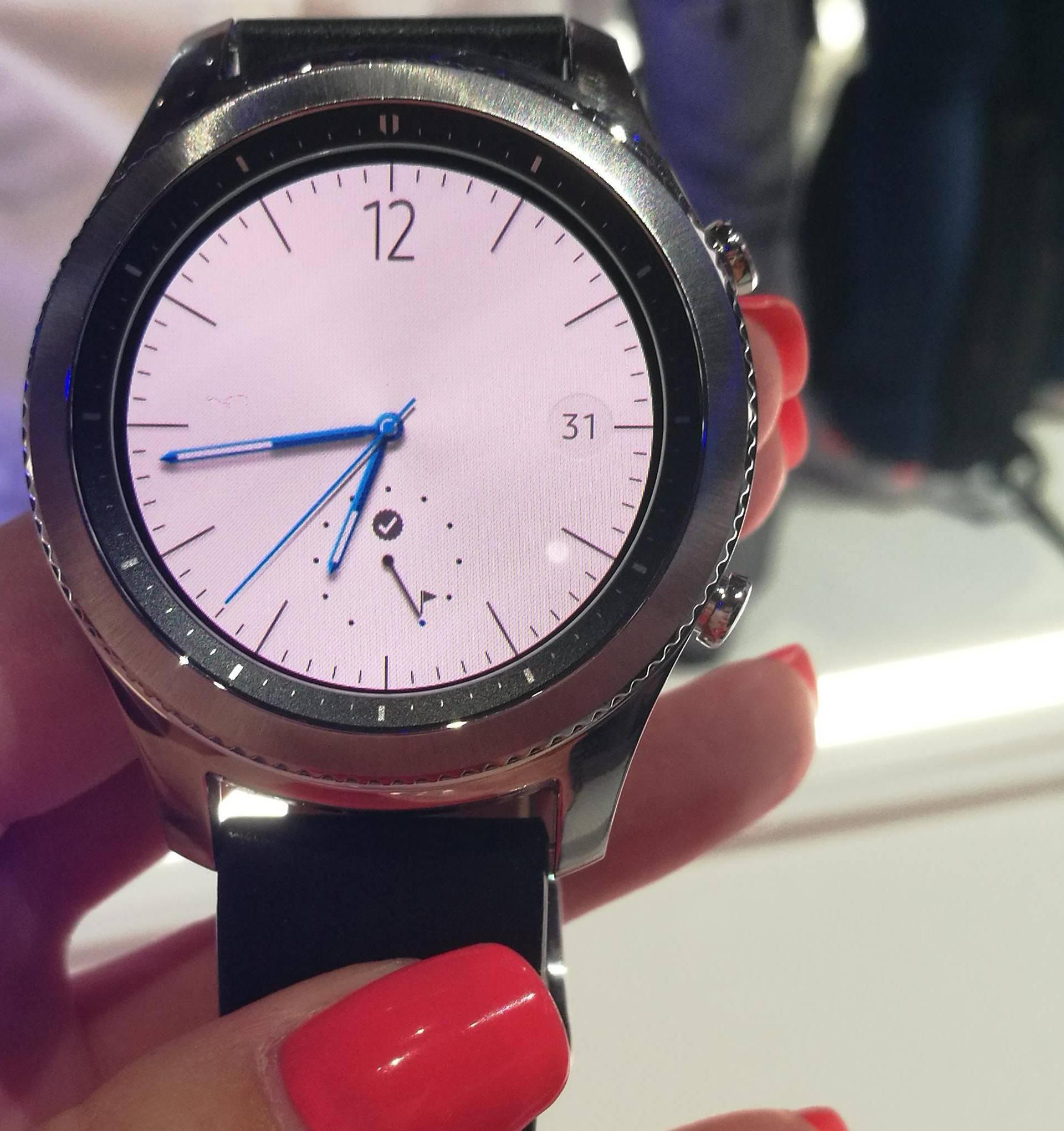Samsungov Gear S3 s jačom baterijom stiže u dvije verzije