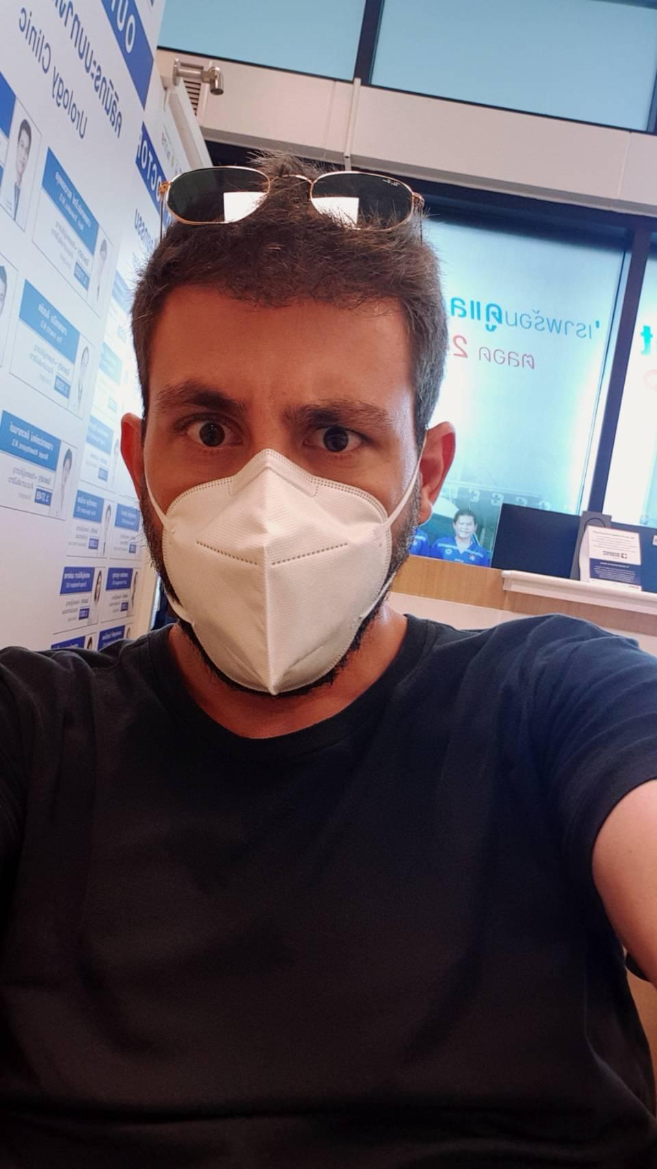 Kuhar Nikola Lesar: 'Čekam mutaciju korone u zombi virus'