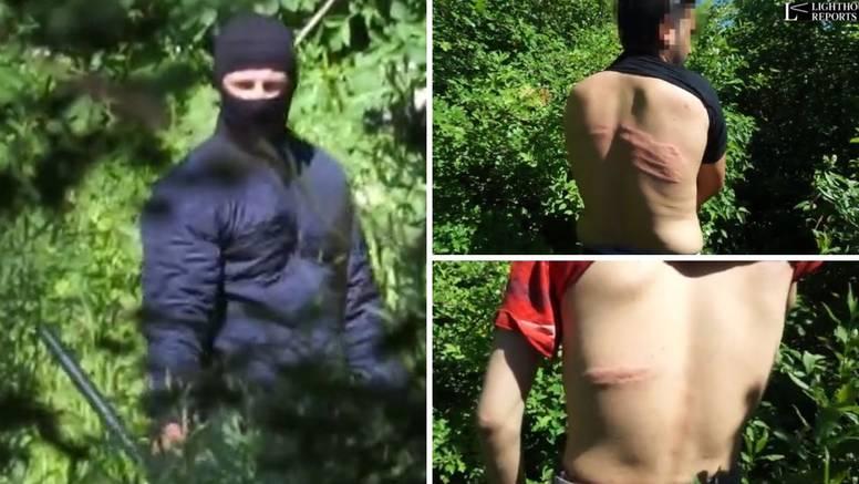Migranti: Pokušali smo prijeći granicu, pretukli su nas hrvatski policajci, oni su problem