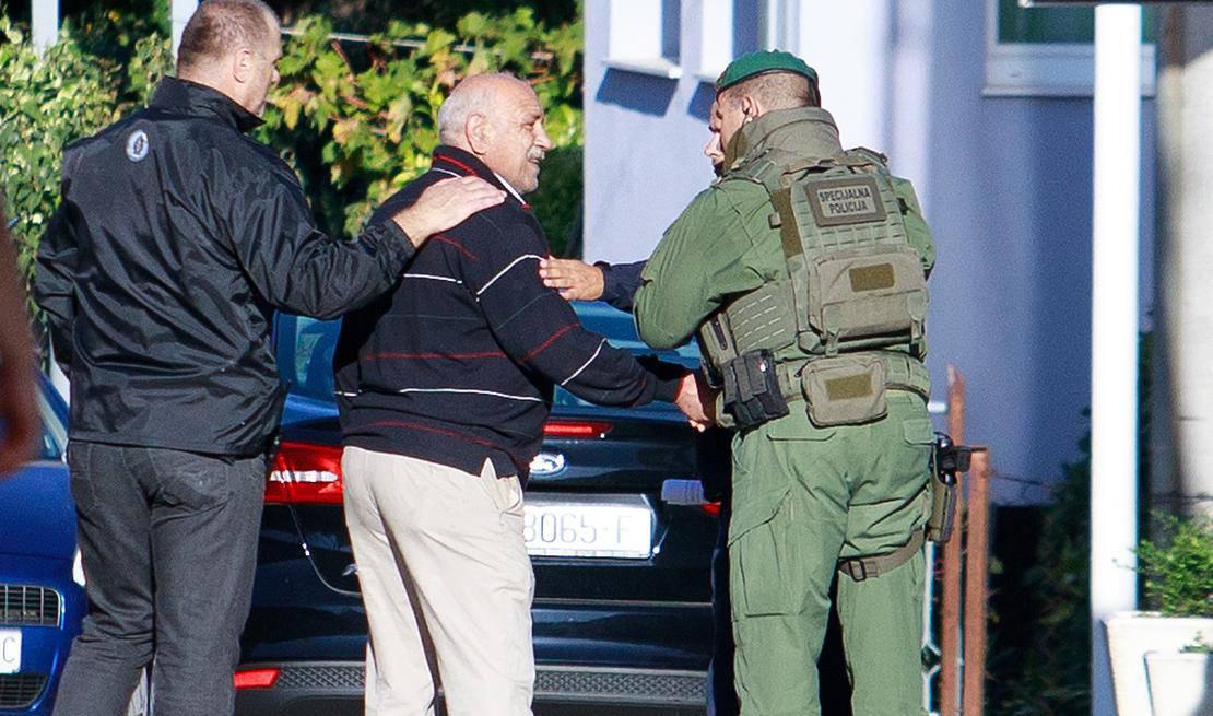Prijetio da će raznijeti kuću u Sinju: Kazneno su ga prijavili