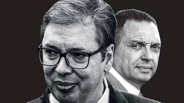 """Vučićeve hijene rata angažirane su na projektu """"Srpski svet"""" koji najprije cilja na Crnu Goru..."""