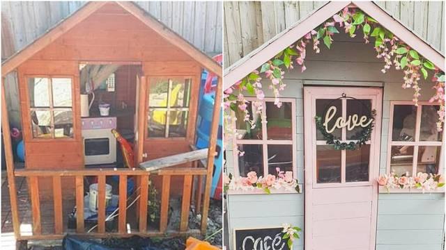 Mini kafić na otvorenom