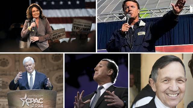 Američki političari obećavali su 'čuda', a ovo su najgluplje ideje