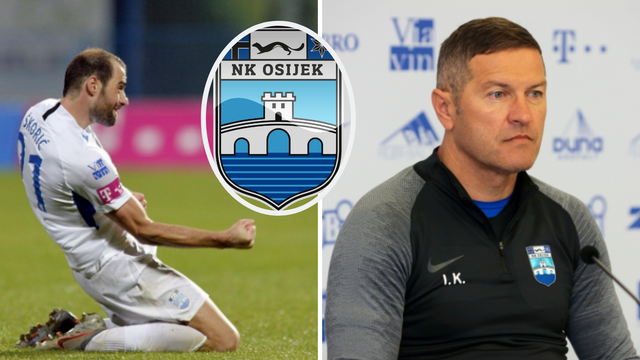 'Navijači, vraća vam se Osijek! Mile ne igra, Inter mora pasti'
