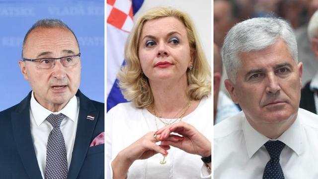 Grlić Radman, Zovko i Čović razgovarali o stanju u BiH i koracima za članstvo u EU