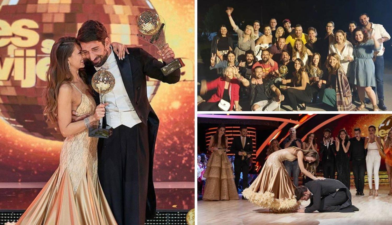 Slavko Sobin o plesnoj pobjedi: 'Do jutra smo slavili uz Mišu'
