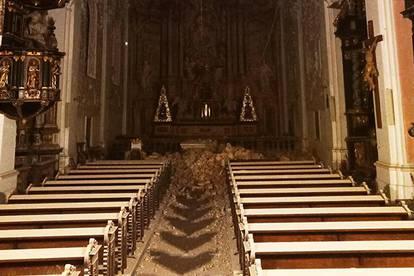 Zagreb Potres Ostetio Crkvu Sv Katarine I Crkvu Svetog Marka 24sata