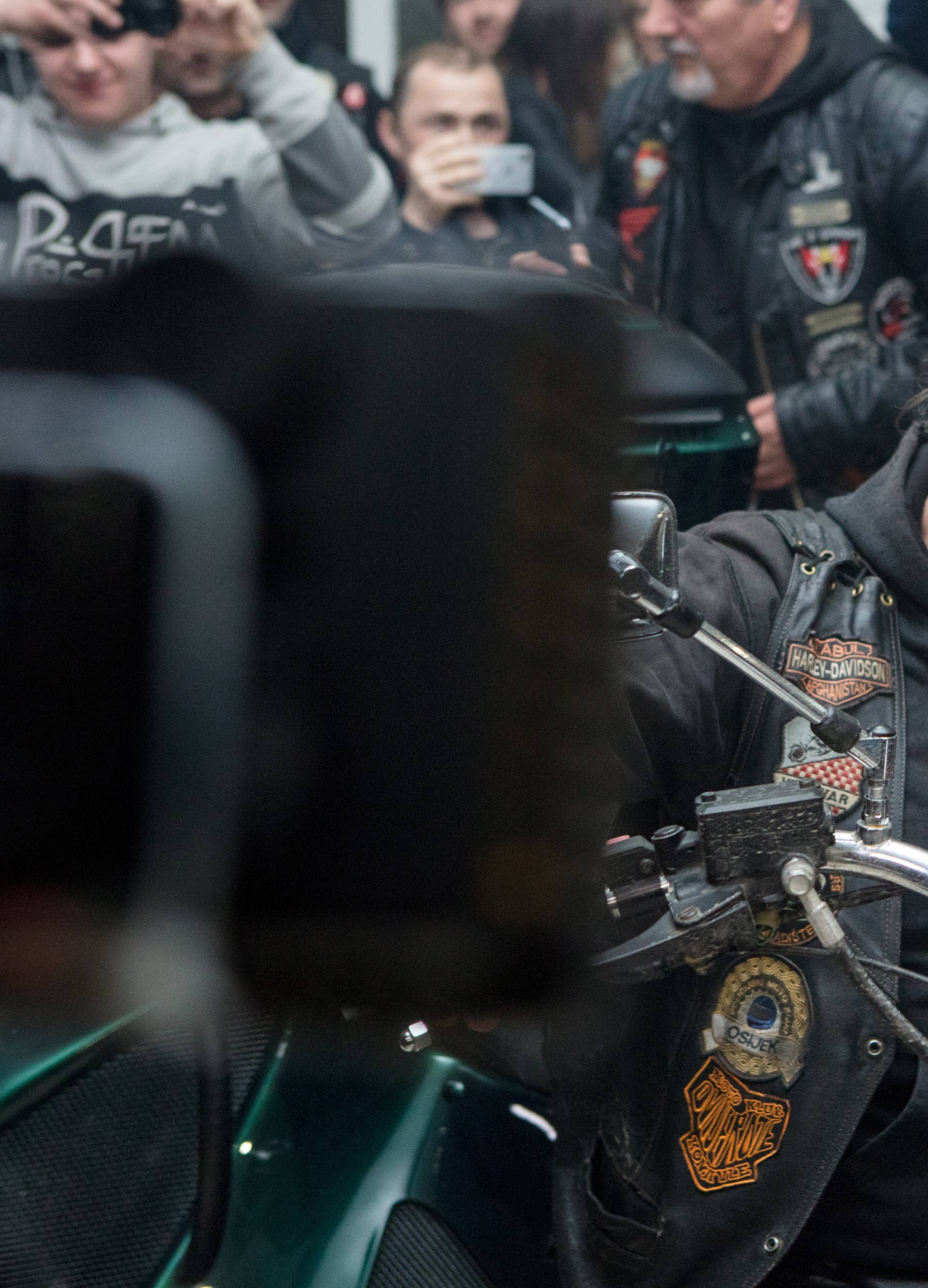 Vukovarskom heroju bez noge kolege kupili poseban motocikl