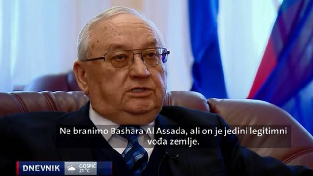 Ruski veleposlanik Azimov: 'Nema straha od velikog rata'