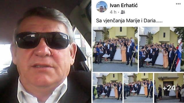 Smijenili šefa stožera u Pitomači zbog mjera: Na svadbi bio bez maske i distance i još se hvalio