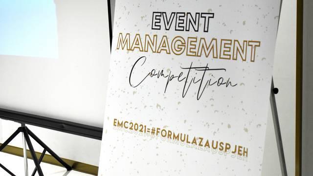 Održano zanimljivo natjecanje i radionica event managementa!