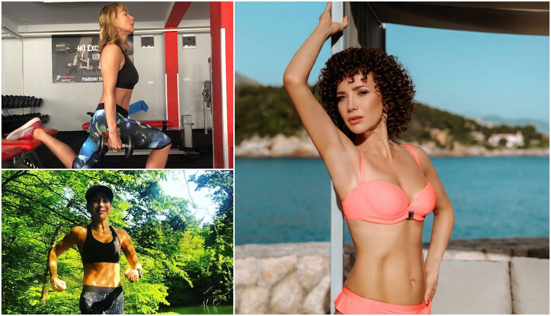 Ecija postala model za bikinije: Trbuh uvučem, kosu protresem