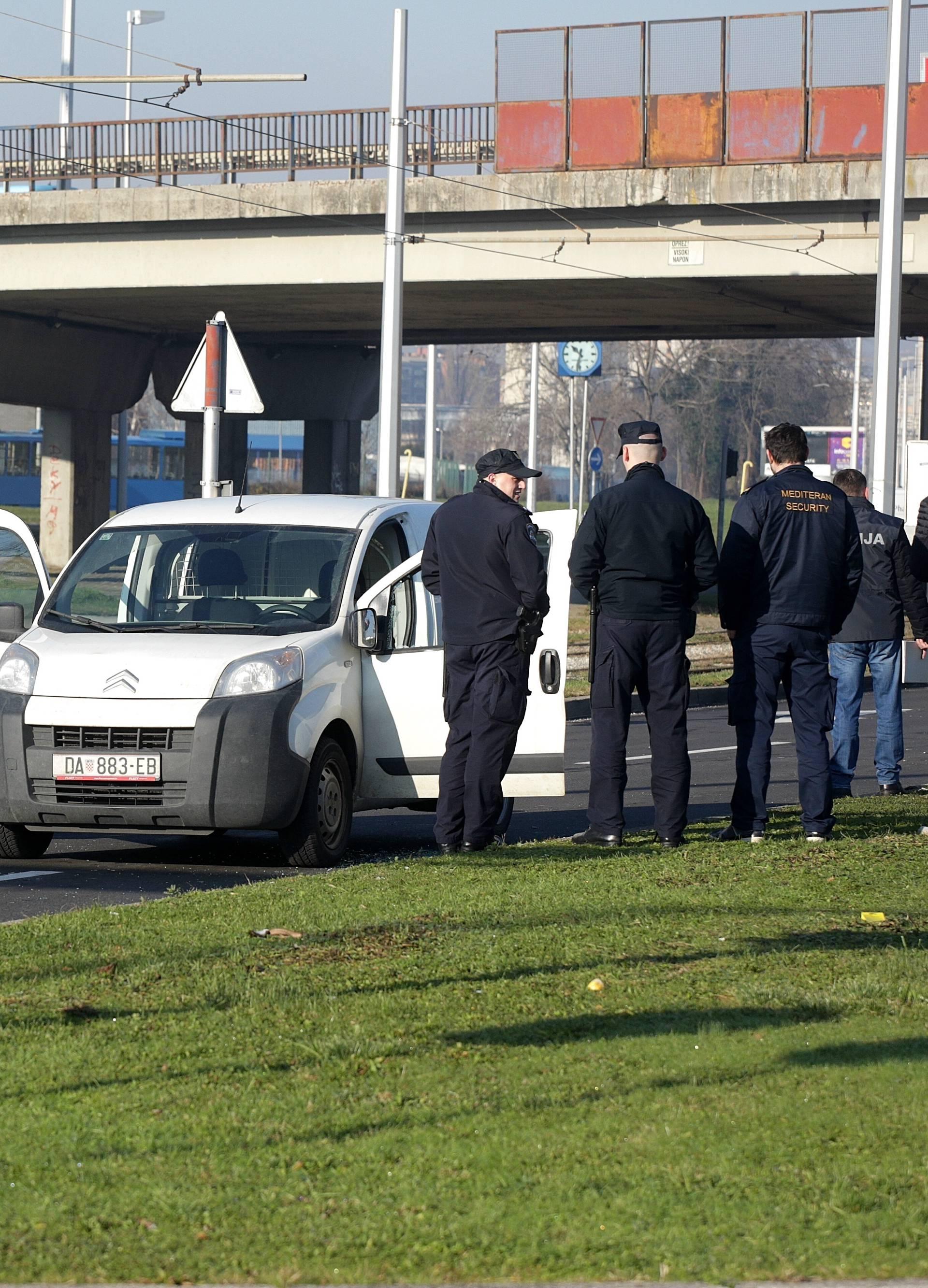 Petorica idu u istražni zatvor: Zaštitarima ukrali 320.000 kn