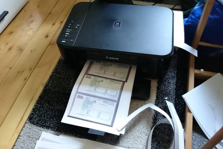 Krivotvoreni euri