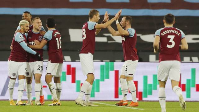 Premier League - West Ham United v Aston Villa