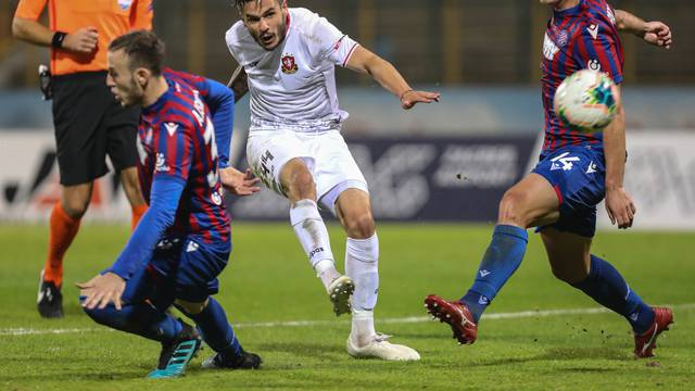 Velika Gorica: HNK Gorica i HNK Hajduk u 14. kolu Prve HNL