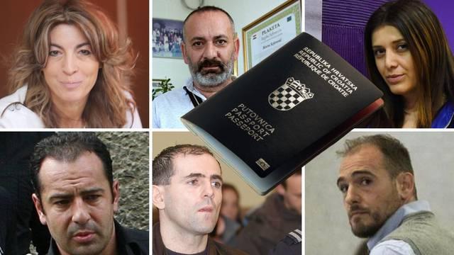 Putovnica i osobna za 3500€, za prelazak granice dali 1400€