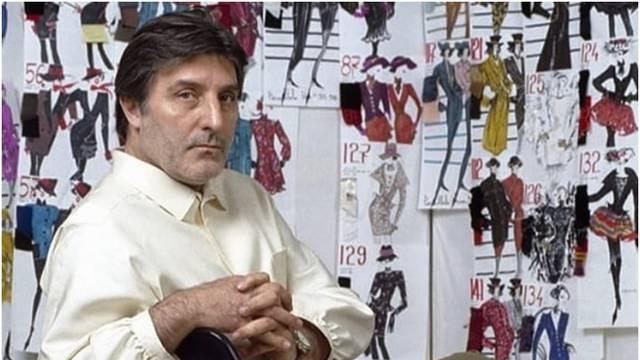 Francuski dizajner Emanuel Ungaro preminuo u 87. godini
