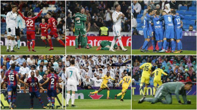 Gosti, dobro došli! Najgori Real Madrid kod kuće u 21. stoljeću
