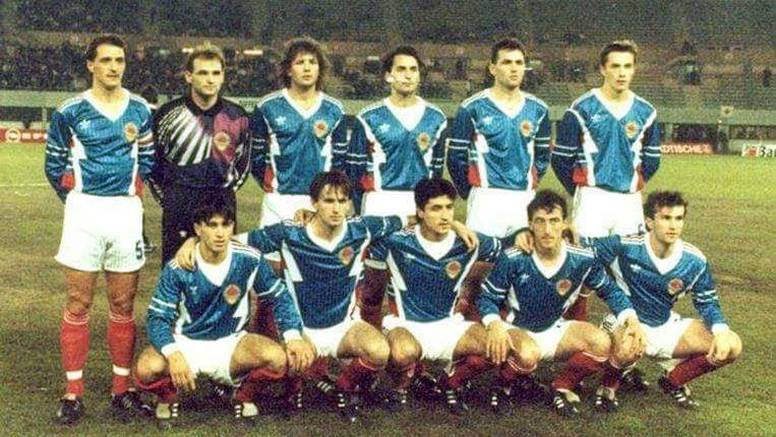 Na Prateru je, tada bez Hrvata, umrla i nogometna Jugoslavija