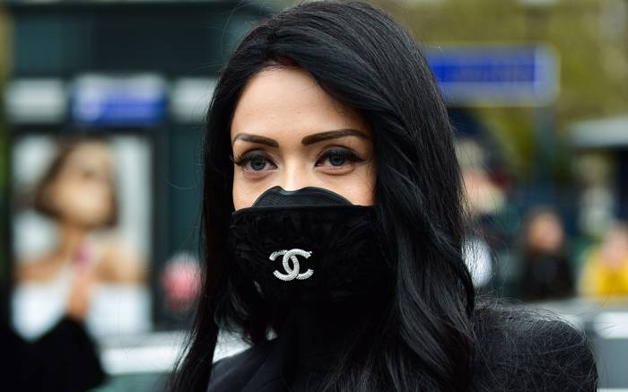 Street Style, Fall Winter 2020, Paris Fashion Week, France - 28 Feb 2020