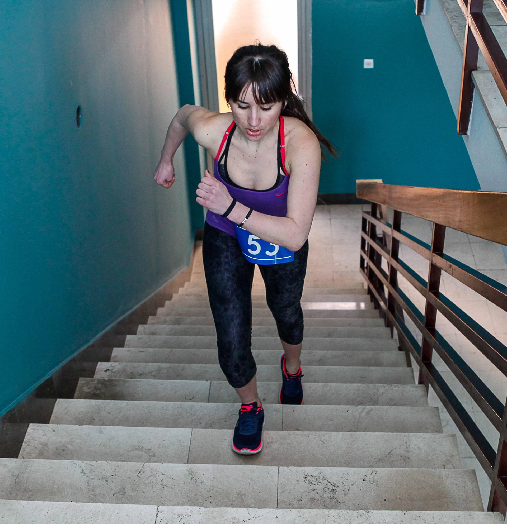 Jedinstvena utrka: Tko će prije stubama do vrha Zagrepčanke?