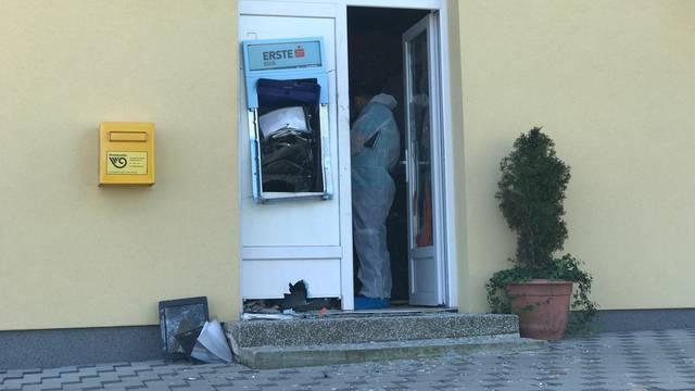Raznijeli su bankomat kod Križevaca: 'Čuli smo eksploziju'