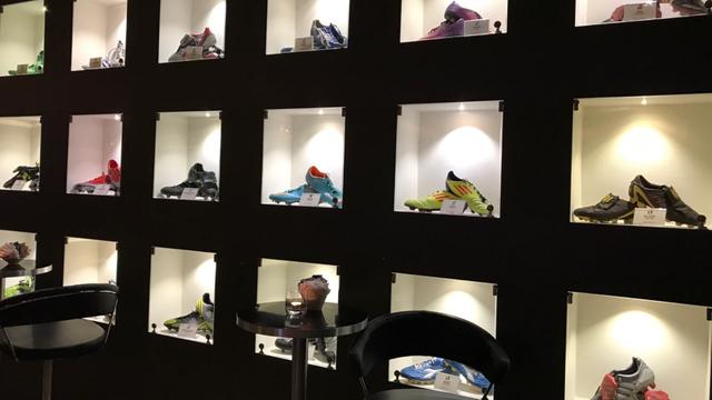 Zanetti u svom restoranu čuva zavidnu zbirku raznih kopački