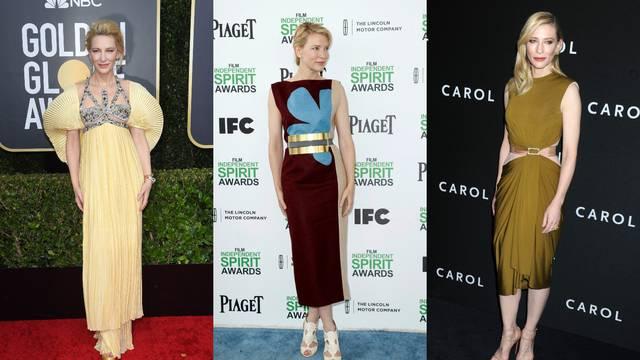 Cate Blanchett navršila je 51 godinu i ima top stilske trikove