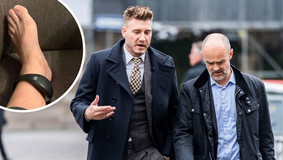 Bendtner u 'zatvoru': Nikad se neću složiti s odlukom suda...