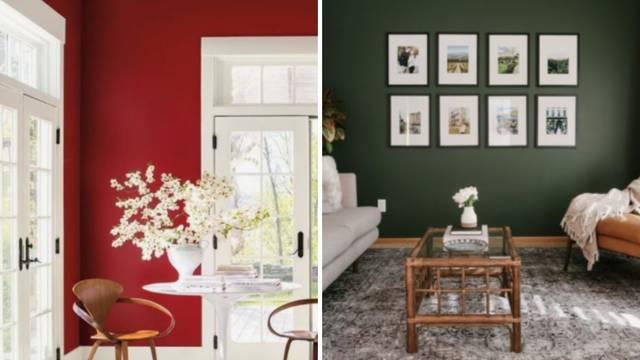 Ako želite vizualno povećati vaš prostor - obojite sve u istu boju