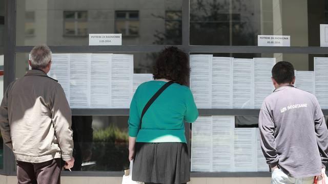 'Od 16. ožujka do danas imamo 17 tisuća više nezaposlenih...'