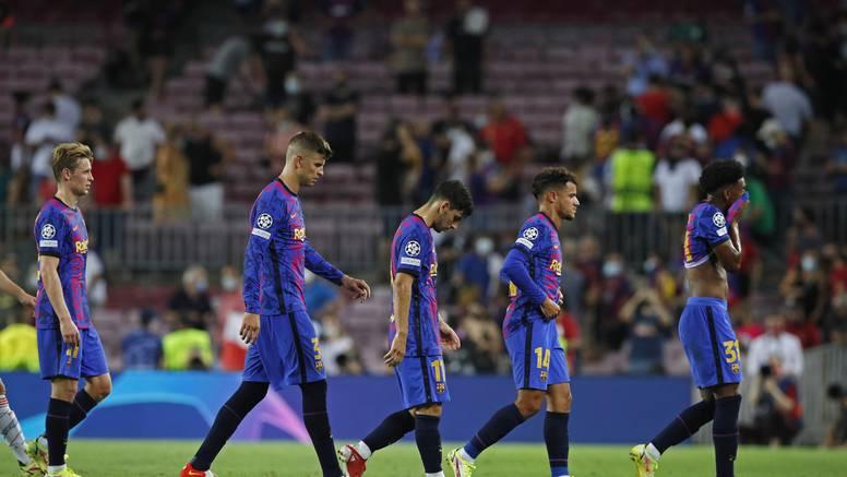 Lewa utrpao Barci dva komada: Prvi put u povijesti izgubili tri utakmice zaredom na Camp Nou