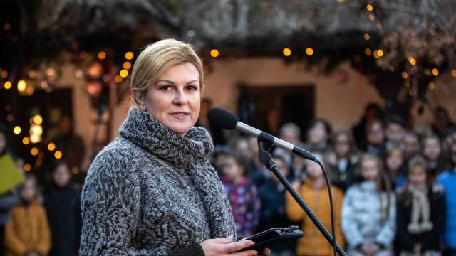 Zagreb: Svečano otvorenje Adventa na Prekrižju